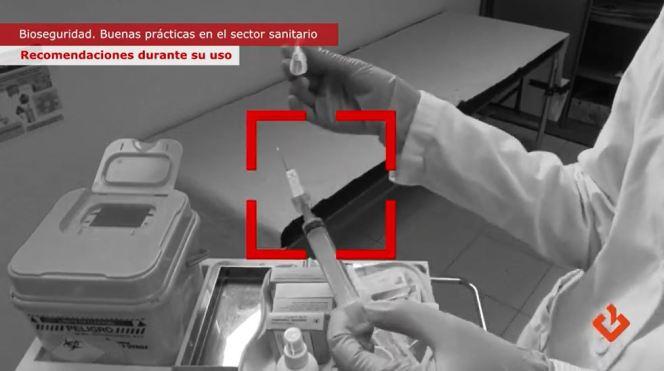 Video bioseguridad
